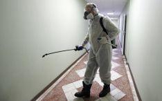 Patalpų dezinfekavimas
