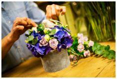 Florama gėlių kompozicijos