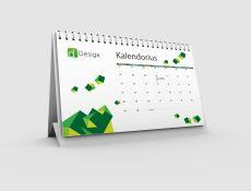 Reklaminių kalendorių gamyba