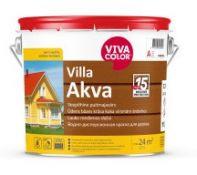 """Medienos dažai """"Vivacolor Villa akva"""""""