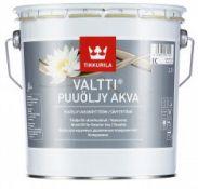 """Medienos aliejus """"Tikkurila Valtti Puuoljy Akva"""""""