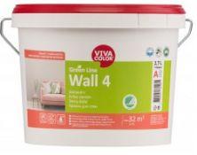 """Matiniai sienų dažai """"Vivacolor Green line Wall 4"""""""