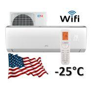 Oro kondicionierius/šilumos siurblys (oras-oras) Cooper&Hunter ARCTIC Inverter: CH-S09FTXLA-NG