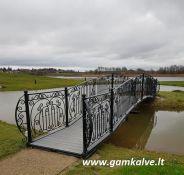 Kalviški vartai, tvoros, stogeliai