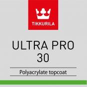 """Vandeniniai lauko medienos dažai """"Tikkurila Ultra Pro 30"""""""