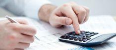 Mokesčių apskaičiavimas ir tvarkymas