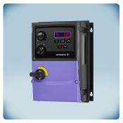 Dažnio keitiklis su kirtikliu trifaziams 230 VAC varikliams, IP66