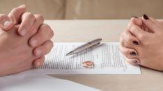 Vedybinių sutarčių sudarymas