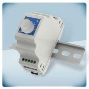 Regulator obrotów wentylatora - elektroniczny na szynę DIN