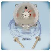 Дифференциальные реле давления с комплектом подключения, 500 Pa