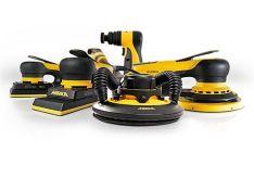 Pniaumatiniai ir elektriniai šlifavimo įrankiai