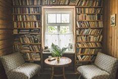 Bibliotekos kambarys