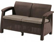 Corfu Love Seat sofa