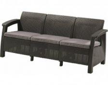 Corfu Max Love Seat sofa
