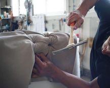 Minkštų baldų remontas