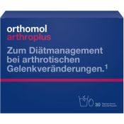 KAULŲ IR RAUMENŲ SISTEMAI Orthomol Arthro plus