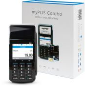 Atsiskaitymo kortele terminalas myPOS Combo