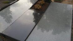 Kapų dengimas granito plokštėmis