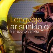 Lengvojo ir sunkiojo transporto variklių alyva