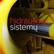 Hidraulinių sistemų alyva
