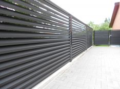 Plieninės tvoros