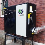 Monoblokas inverteris 10 kW