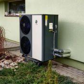 Šilumos siurblys  20 kW