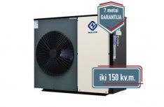 10 kW ORAS VANDUO šilumos siurblys