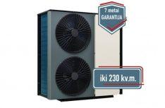 20 kW ORAS VANDUO šilumos siurblys