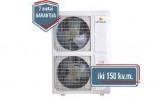 KONNEN 9 kW Monoblokas oras-vanduo šilumos siurblia