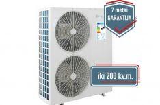 SPRSUN 18 kW Monoblokas oras-vanduo šilumos siurbliai