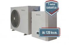SPRSUN 9, 6 kW Split oras-vanduo šilumos siurbliai