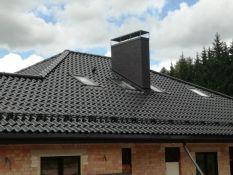 Šlaitinių stogų dengimas bei remontas.