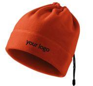 Reklaminė žieminė kepurėlė su spauda