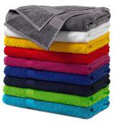 Personalizuotas rankšluostis su išsiuvinėtu logotipu, 50x100 cm