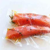 Kepimo maišai mėsos, žuvies, jūros gėrybių bei daržovių greitesniam ruošimui