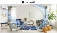 Nanoe X kondicionieriai