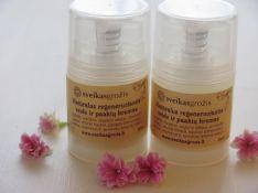 Natūralus regeneruojantis veido ir paakių kremas su argano aliejumi (30 ml)