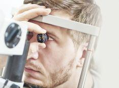 OCT tyrimas (optinė koherentinė tomografija)