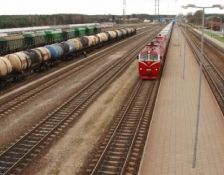 Geležinkelio terminalo paslaugos