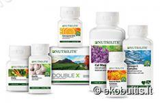 Vitaminai ir maisto papildai