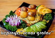 Maisto pristatymas: Dienos pietūs. Šeimos vakarienėms