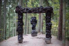 Vienas labiausiai lankomų turistinių objektų Neringoje! Raganų kalnas.