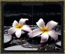 Kapaviečių dengimas granito ir 3D stiklo plokštėmis