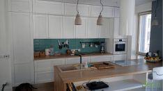 Virtuvės baldai, dažytas mdf
