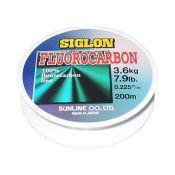 Fluorocarboninis valas Siglon FC 200m HG Clear