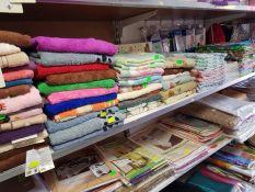 Rankšluosčiai, šluostės, staltiesės