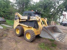 Bobcat'o nuoma su vairuotoju, visi žemės/statybos/ruošimo darbai