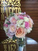Gėlių puokštės, kompozicijos, pristatymas