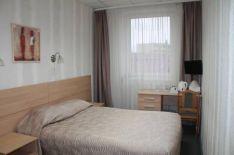 Viešbutyje Jūsų laukia jaukūs kambariai ir apartamentai